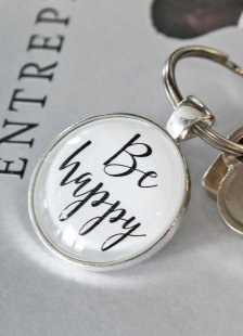 Keyring, Be happy