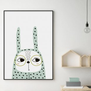 Poster, Bunny